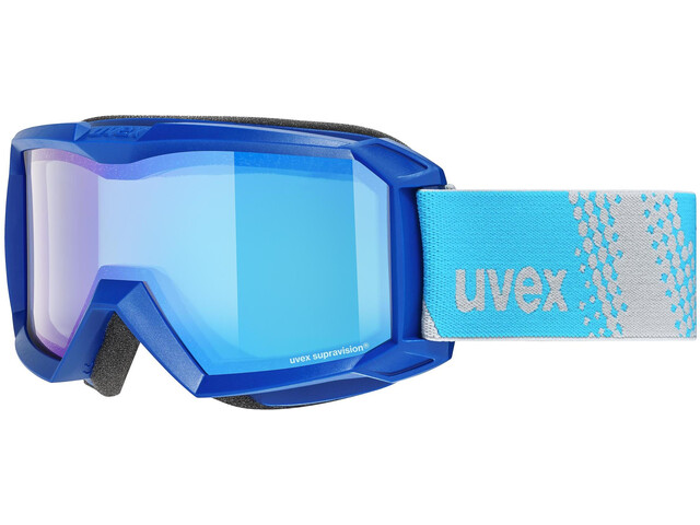 UVEX Flizz FM Gafas Niños, azul/Turquesa